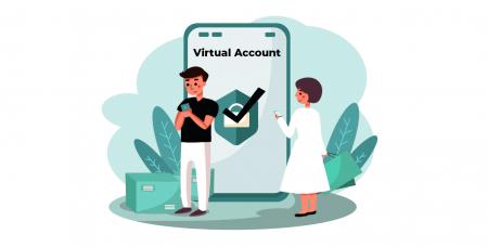 إيداع الأموال في Binomo عبر التحويل المصرفي الإندونيسي (الحساب الافتراضي ، بنك الحساب الافتراضي Mandiri ، الخدمات المصرفية عبر الإنترنت)