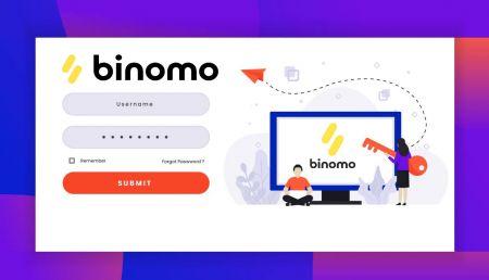 كيفية فتح حساب وسحب الأموال في Binomo
