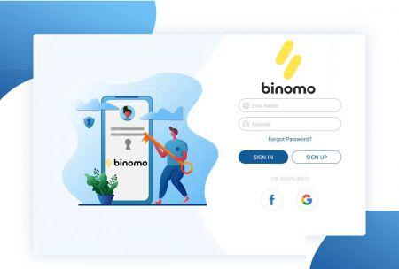 كيفية تسجيل حساب في Binomo