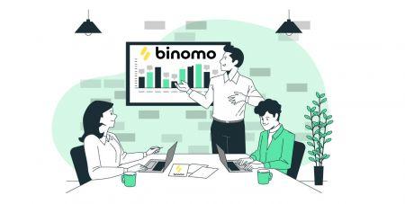 كيف تبدأ تداول Binomo في عام 2021: دليل خطوة بخطوة للمبتدئين