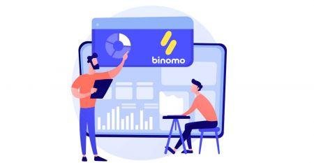 كم عدد أنواع الحسابات في Binomo