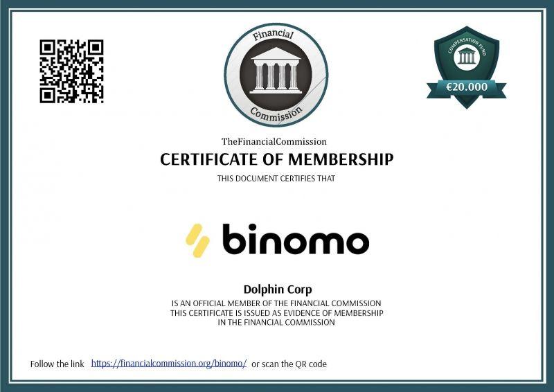 مراجعة Binomo